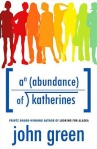 Cover - An Abudance of Katherines - HC