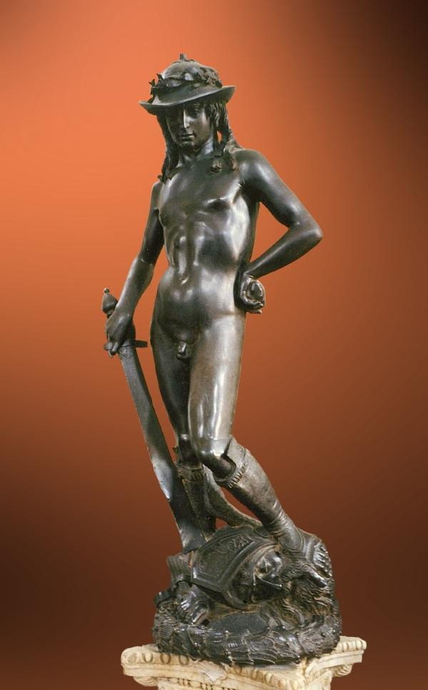 Donatello_-_David_-_Florença