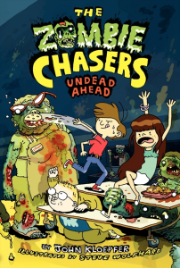 Zombie Chasers 2 cover