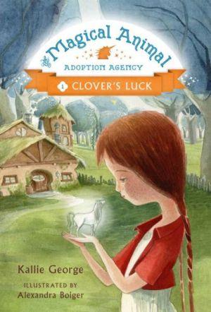 MAAA Book 1 Clovers Luck