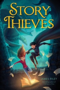 Story Thieves James Riley