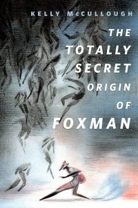 The Totally Secret Origin of Foxman