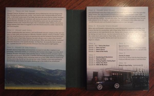 WCTH DVD inside