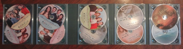 WCTH DVD Trays