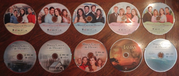 WCTH DVDs