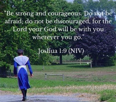 An Unbroken Heart/Joshua 1:9