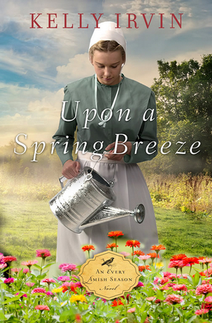 Upon a Spring Breeze cover - post size