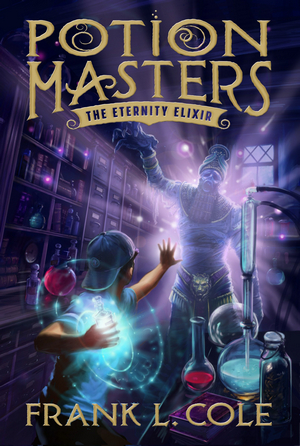 Potion Masters 1 cover - post size