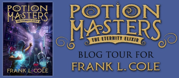 Potion Masters- The Eternity Elixir Blog Tour Image