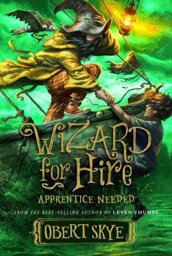 Apprentice Needed - Obert Skye - smaller